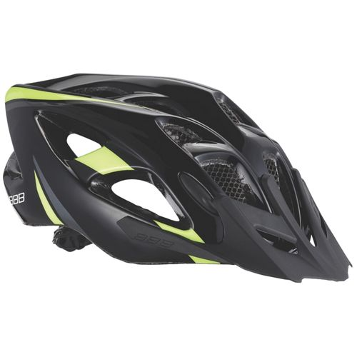 Picture of BBB Elbrus MTB Helmet with visor BHE34