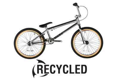 Blank Media BMX Bike - Ex Display