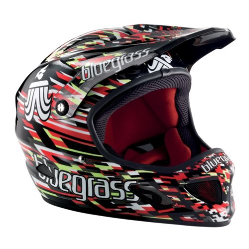 Picture of Bluegrass Brave Factory Full Face Helmet 2013