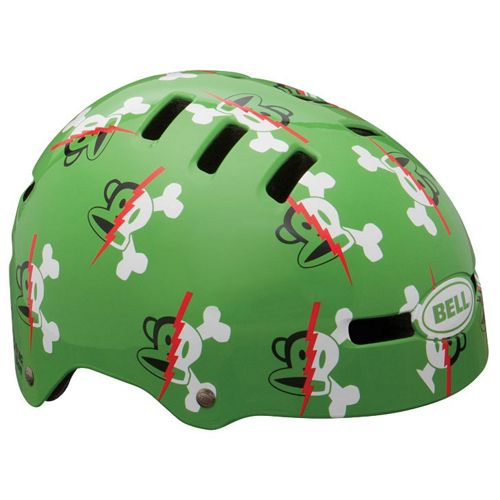 Picture of Bell Fraction Paul Frank Kids Helmet 2013