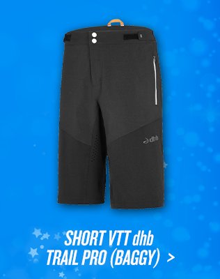 BAGGY TRAIL SHORTS