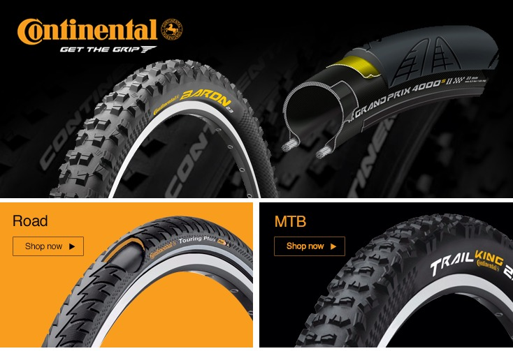 Znalezione obrazy dla zapytania continental bike tyres