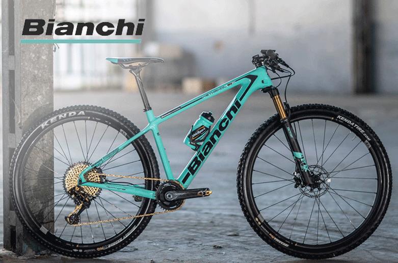 Bianchi Frames