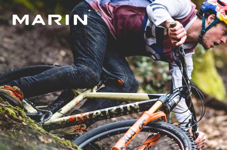 Marin Bikes - Rock Spring