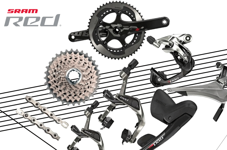 SRAM Red 22 11speed Groupset