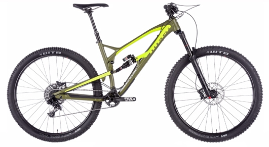 Nukeproof Scout 2017