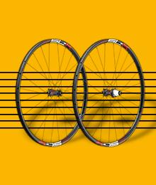 MTB Wheels & Tyres