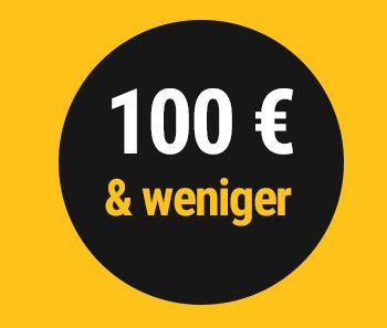 €100 & under