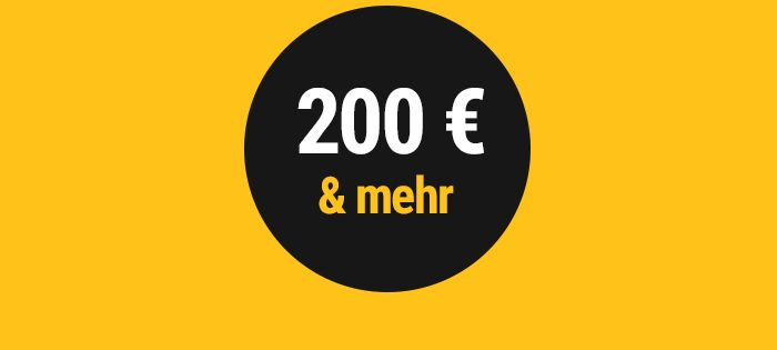 €200 & over