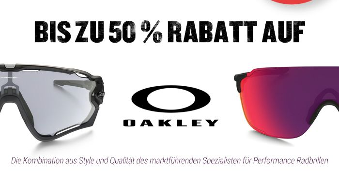 Save up to 50% On Oakley Eyewear