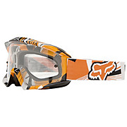 Fox Racing Main Undertow Orange Goggles