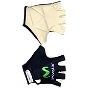 Nalini Movistar Lycra Mitts 2013