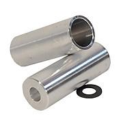 Profile Titanium Coated Aluminium Pegs