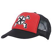 UGP Crossbones Mesh Trucker Hat
