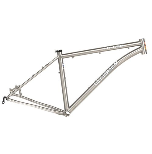 Lynskey MT 650 Titanium Frame Silver Series 2014 | Chain Reaction Cycles