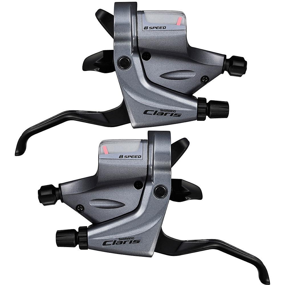 shimano-claris-r240-brake-8sp-gear-shifter-set