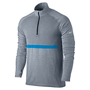 Nike Dri-Fit Knit LS 1-2 Zip Top AW13