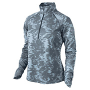 Nike Womens Jacquard 1-2 zip Top AW13