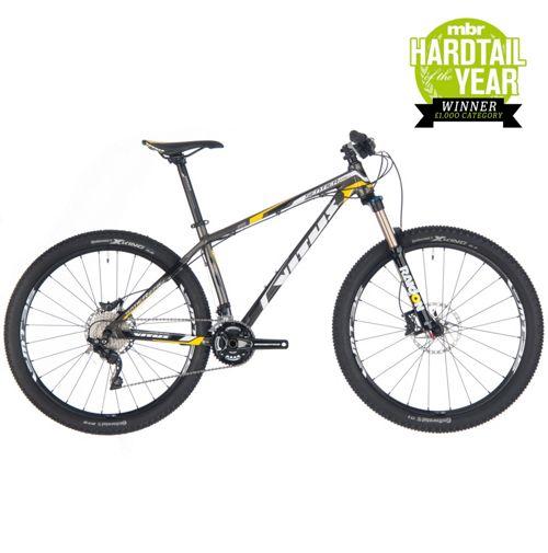 vitus bikes sentier 275 vr hardtail bike 2014