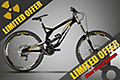 Nukeproof Pulse DH PRO - CaneCreek DB - Soiled 2013