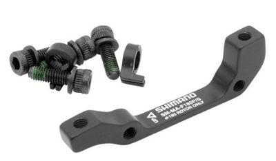 Adaptateur frein avant Shimano Post to IS - 180mm