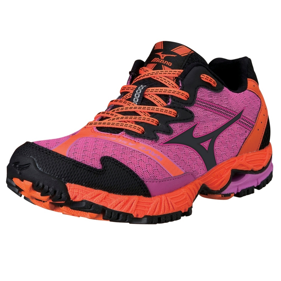 Mizuno Wave Ascend 8 Women's Running Shoes PansySilver