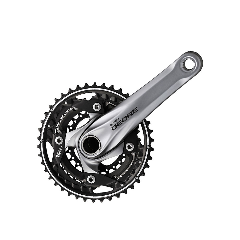 Shimano Deore M612 10 Speed Triple Chainset