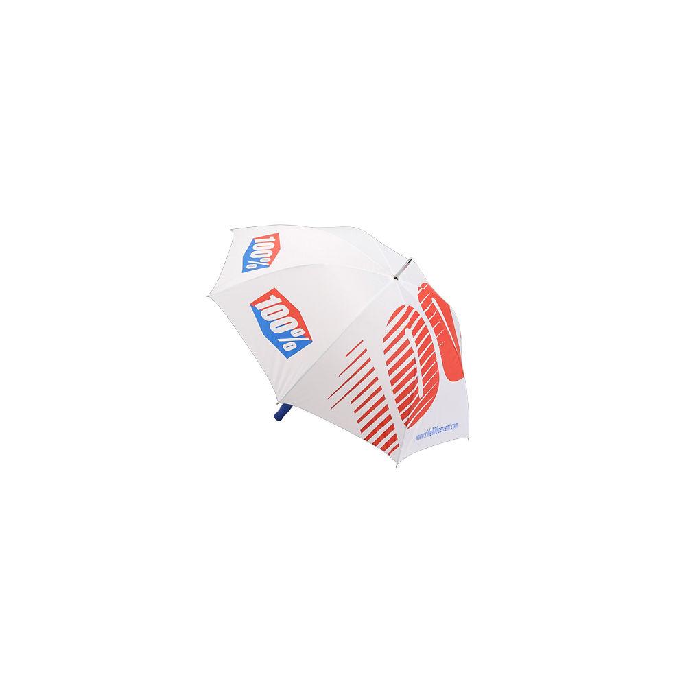 Paraguas 100% logo