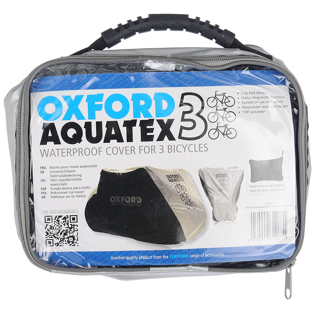 Funda de bici Oxford Aquatex 3
