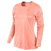 Nike Miler Womens Long Sleeve Top SS14