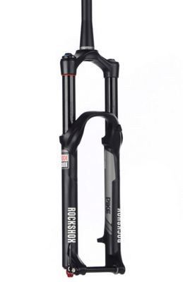 Fourche RockShox Pike RCT3 Solo Air - 15 mm 2014