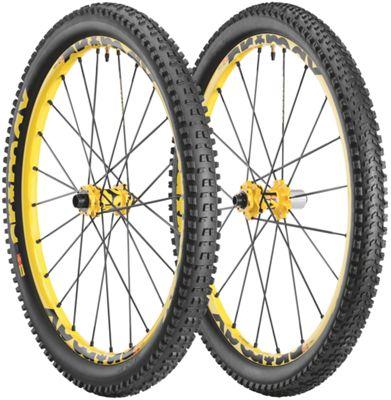 Paire de roues VTT Mavic Crossmax Enduro WTS 2015
