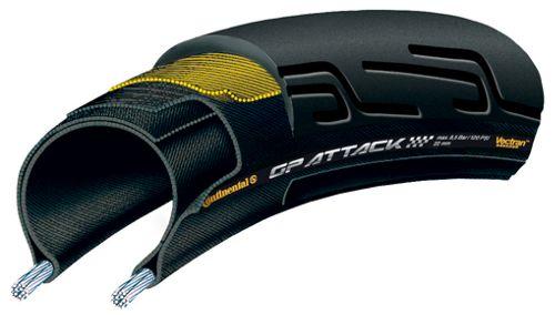 Continental Grand Prix Attack II Road Bike Tyre