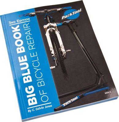 Grand livre bleu de la réparation du vélo Park Tool Vol. 3