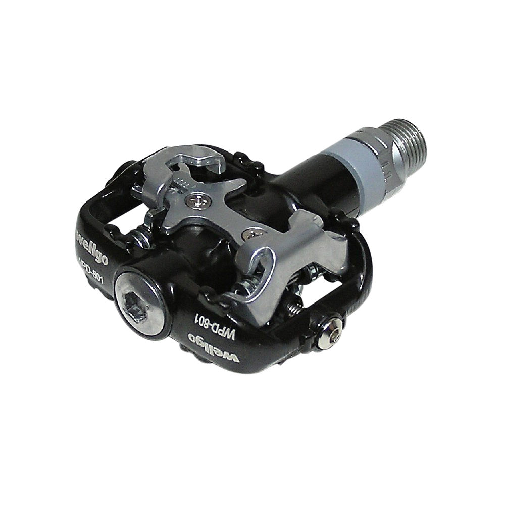 Product image of Wellgo WPD801 Clipless SPD MTB Pedal