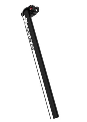 Tige de selle 3T Ionic 25 Pro avec recul