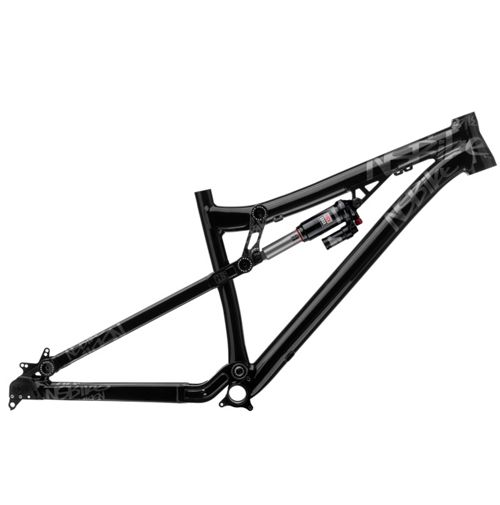 Ns Bikes Soda Slope Frame Monarch R 2014 Chain Reaction Cycles