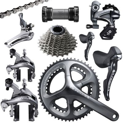 Groupe Complet Shimano Ultegra 6800 11 vitesses