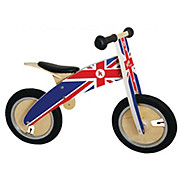 Kiddimoto Kurve Balance Bike - Union Jack