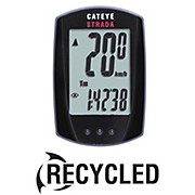 Cateye Strada Wired 8 Function - Ex Display