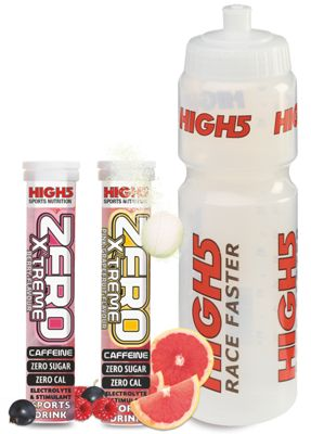 Sac d'hydratation High5 Zero Xtreme