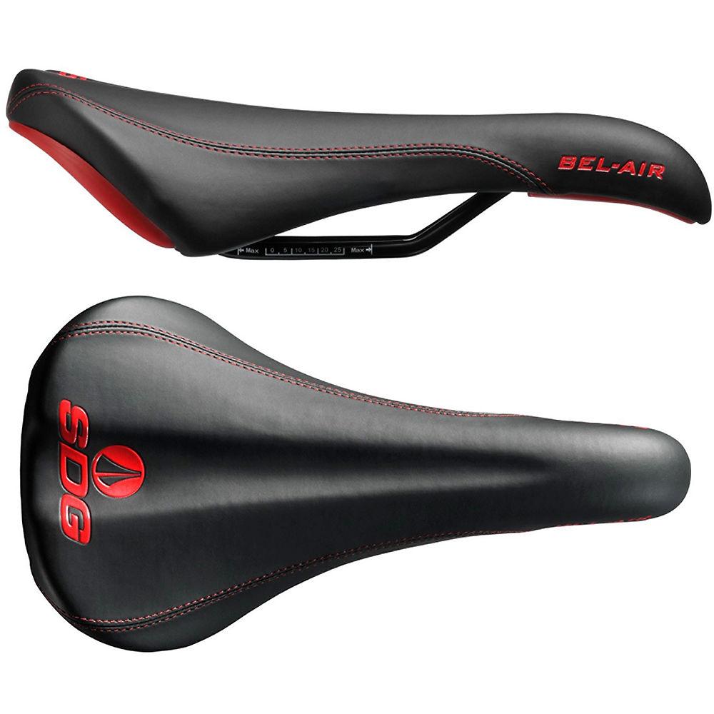 Product image of SDG Bel Air Steel Saddle