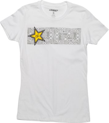 T-shirt One Industries Rockstar Cable Femme