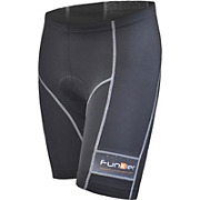 Funkier Womens 10 Panel Ridesse Shorts