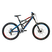 Cube Hanzz Pro Suspension Bike 2013