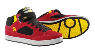 Chaussures Etnies Number Mid Holiday 2013