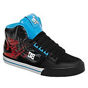 DC Spartan Hi Ken Block Shoes Holiday 2013