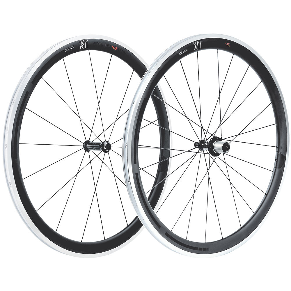 3T Accelero 40 Team Wheelset  Stealth