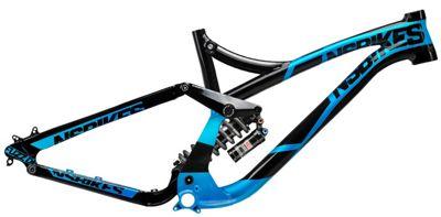 Cadre VTT NS Bikes Fuzz Frame - Rock Shox Vivid R2C