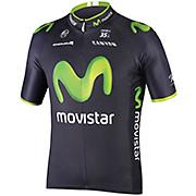 Endura Movistar Team Short Sleeve Jersey 2014